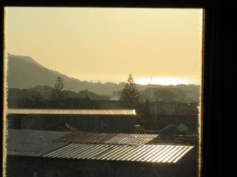 From the window in my loft