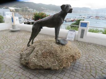 Statue of royal naval dog, Just Nuisance
