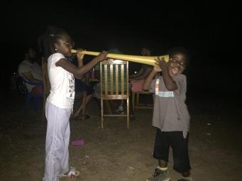 Fun with the vuvuzela