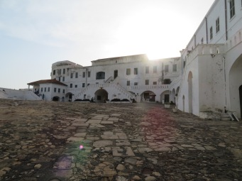 Cape Coast Slave Castle