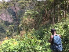 Upper Falls climb