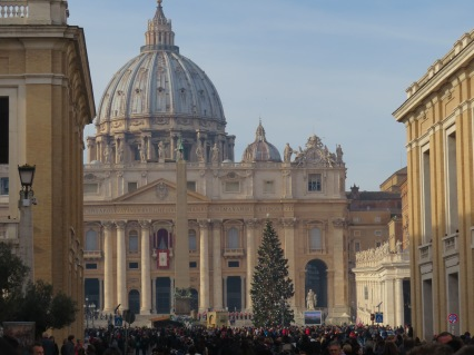 The Vatican: St. Peter's Basilica